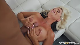 tit job together with a blowjob besides sex are very welcome for Alena Croft