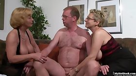 Housewife Threesome Orgy 2019 - mother I´d find agreeable to fuck