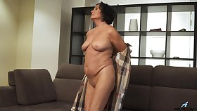 Torrid grown up lady is on the very point of have some enjoyment with an increment of she is a nice masturbator